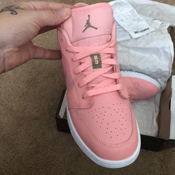 Girls Air Jordan's. New condition!! Price firm